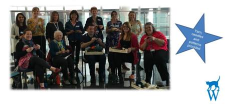 Twiddle Muffs Knitting Group